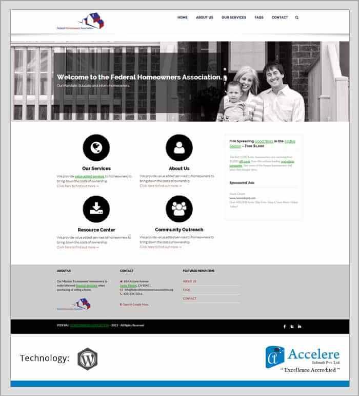 Home Association - Accelere Portfolio